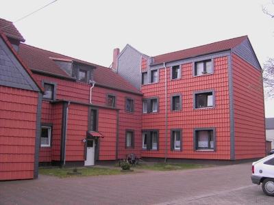 Fassaden Verziegelung